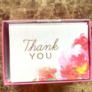 GS Thank you cards & Envelopes
